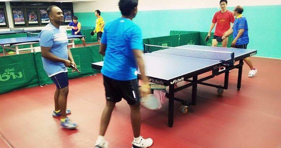 Fabulous Sri Lanka Navy Table Tennis Team Tours Bangkok 2016 Aitn Beutiful Home Inspiration Truamahrainfo