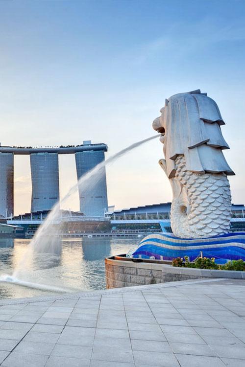 Singapore-Location